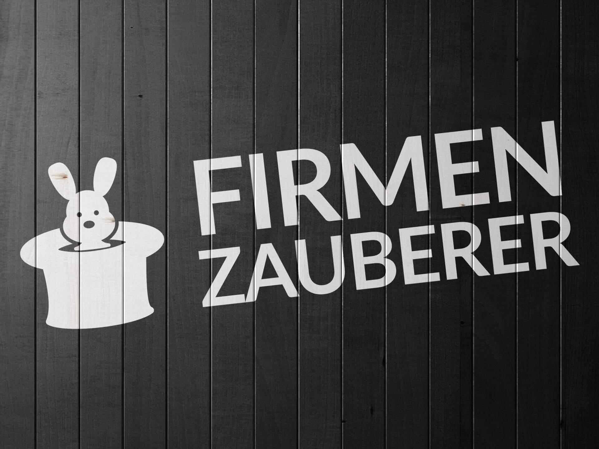 Firmenzauberer - Logo
